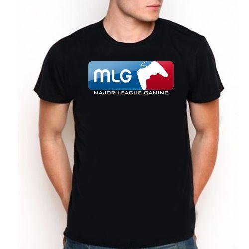 MLG Major League Gaming Custom Tee T-Shirt