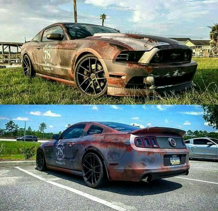 Epic or Ruined? & Epic or Ruined? | Cool American Cars | Pinterest | Cars Rats and Ford markmcfarlin.com