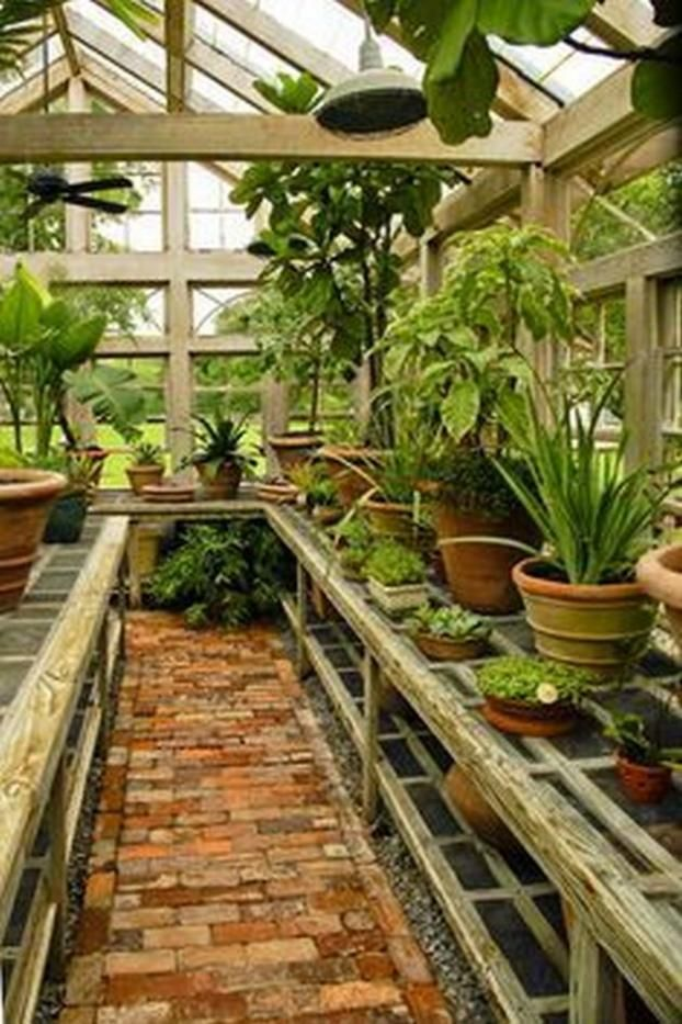 50 Awesome Attached Greenhouse Design Ideas | OUTDOORS IDEAS ...