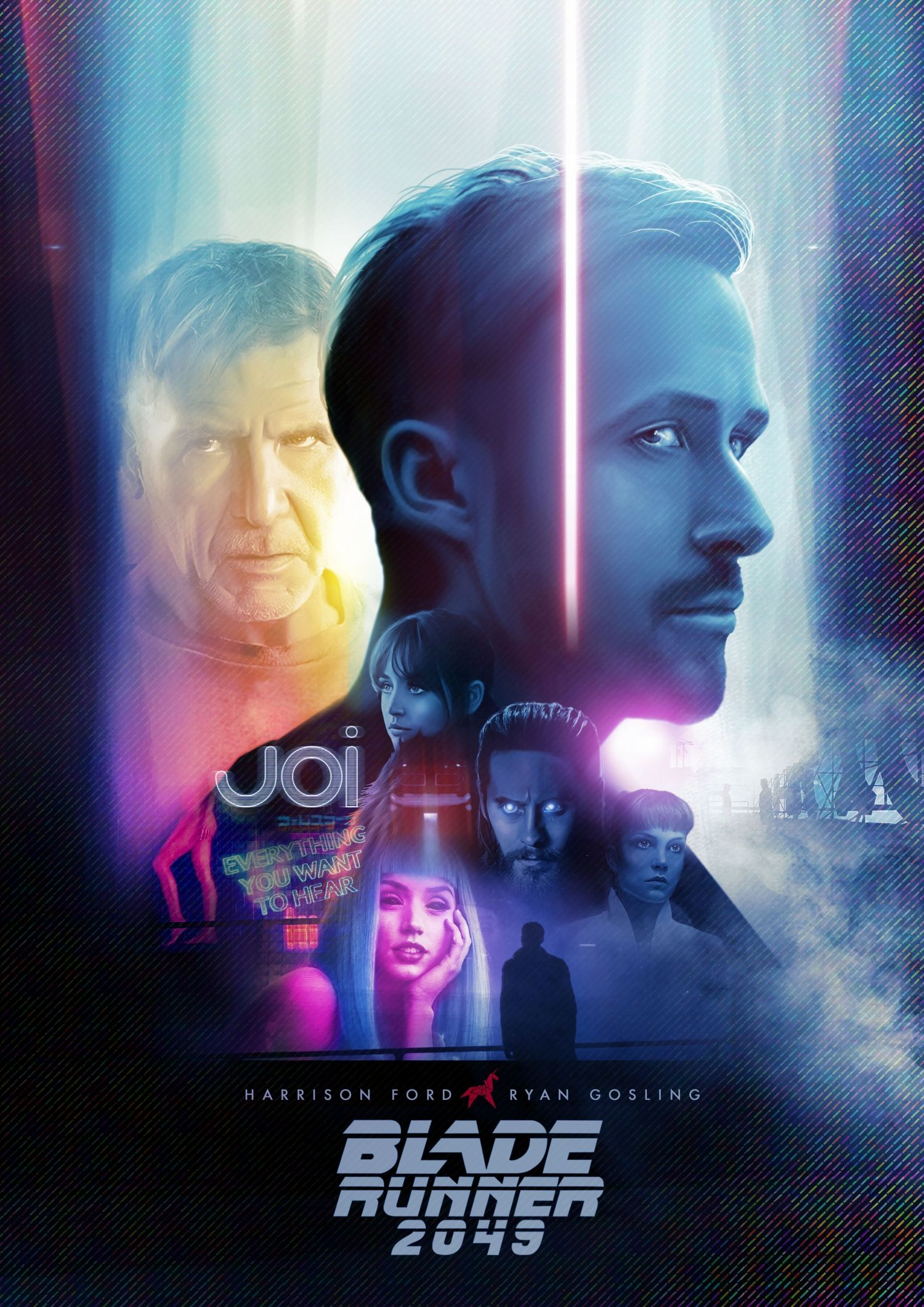 Blade Runner 2049 Poster Movie Posters Plakaty Filmowe I