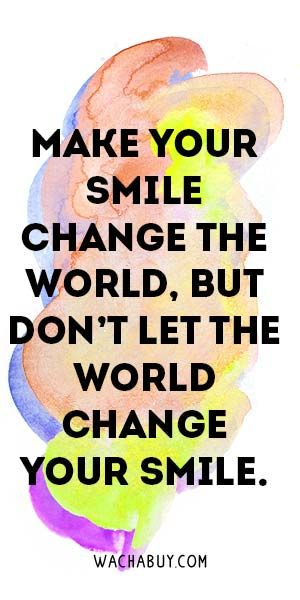 quote #inspiration / Amazing Quotes That Will Make You Smile