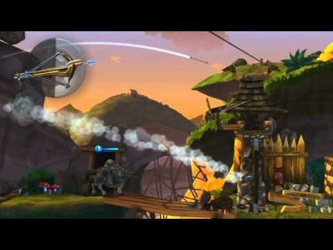 Set in a colorful medieval world, CastleStorm is a new breed