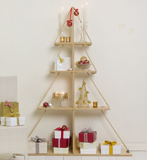 How To Make Christmas Tree Shelving   Better Homes And Gardens   Yahoo!7