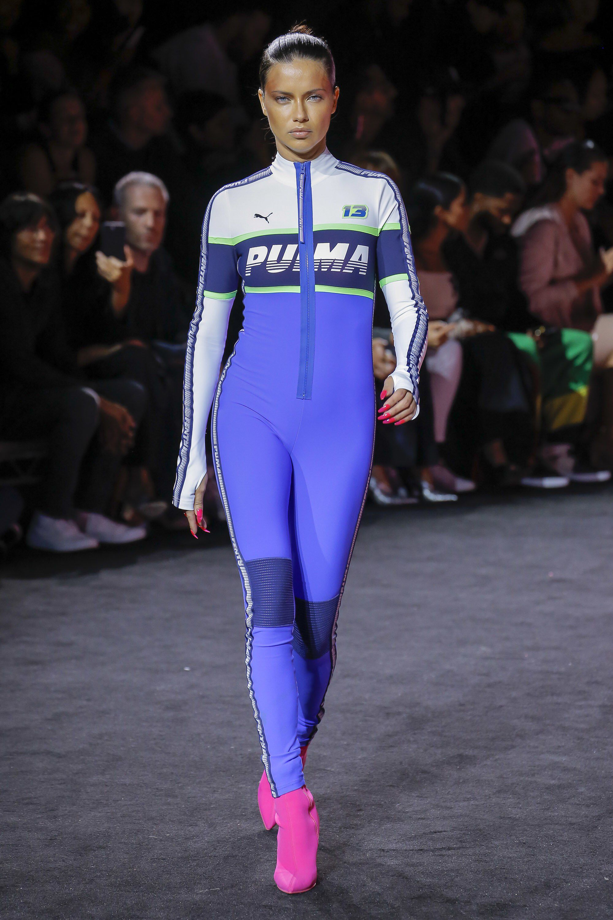 size 40 08d58 ba736 Fenty x Puma Spring 2018 Ready-to-Wear Fashion Show in 2019 ...