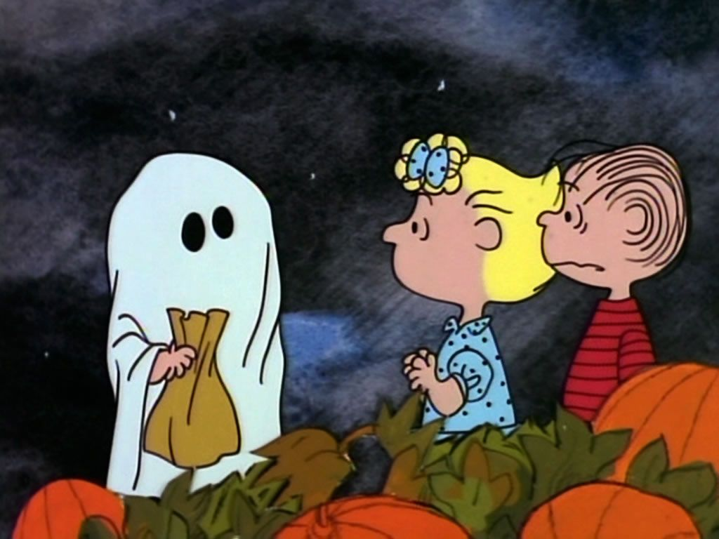It's The Great Pumpkin Charlie Brown Quotes Halloween Trickortreat Has The Great Pumpkin Been Around