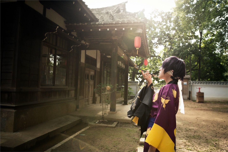 Liecel Wu Ting(Monkey(猴君)) Shinsuke Takasugi Cosplay Photo