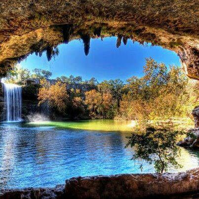 In Texas. I want to go. =)