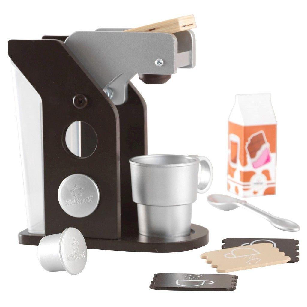 Kidkraft espresso coffee set alexanderus playroom pinterest