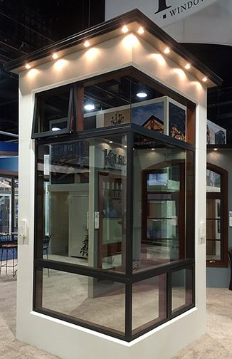 Photo Of Kolbe VistaLuxe Collection Direct Set Corner Window Display.  Turning Corners To Fulfill Design Is What We Do At GNT Premium Windows And  Doors