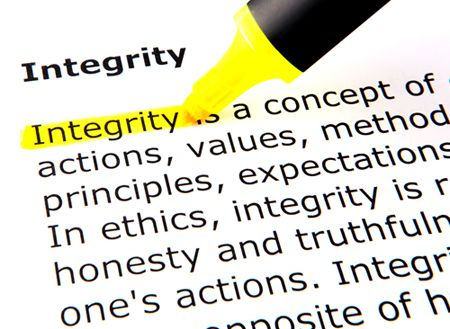 the honesty and patience of job Job's wife's challenge starts job down a path that will have him questioning this assumption as reflected in the words of psalm 26, job claims that he has walked with integrity, and he desires to understand the will of god.