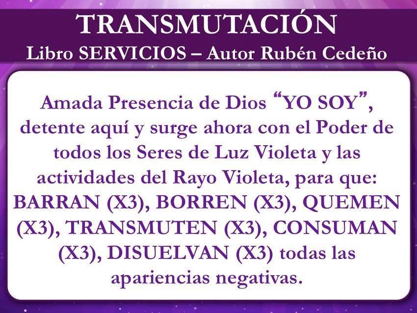 Libro Servicios Autor Rubén Cedeño Facebook Metafísica Reiki
