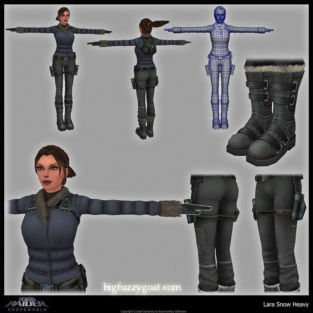 Tomb Raider Underworld Wii Aaron Gaines Tomb Raider Underworld