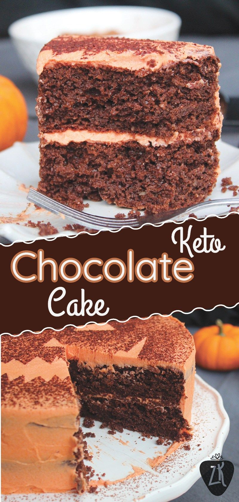 Best keto chocolate cake recipe keto chocolate cake