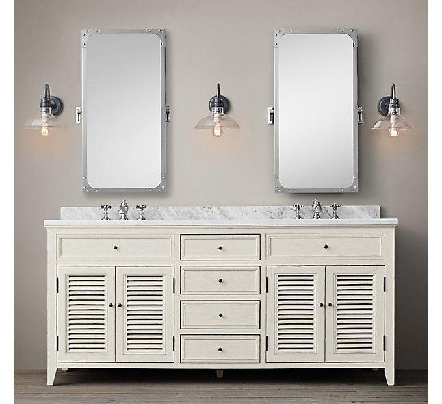 Double Vanity, Vanity Sink, Vanity
