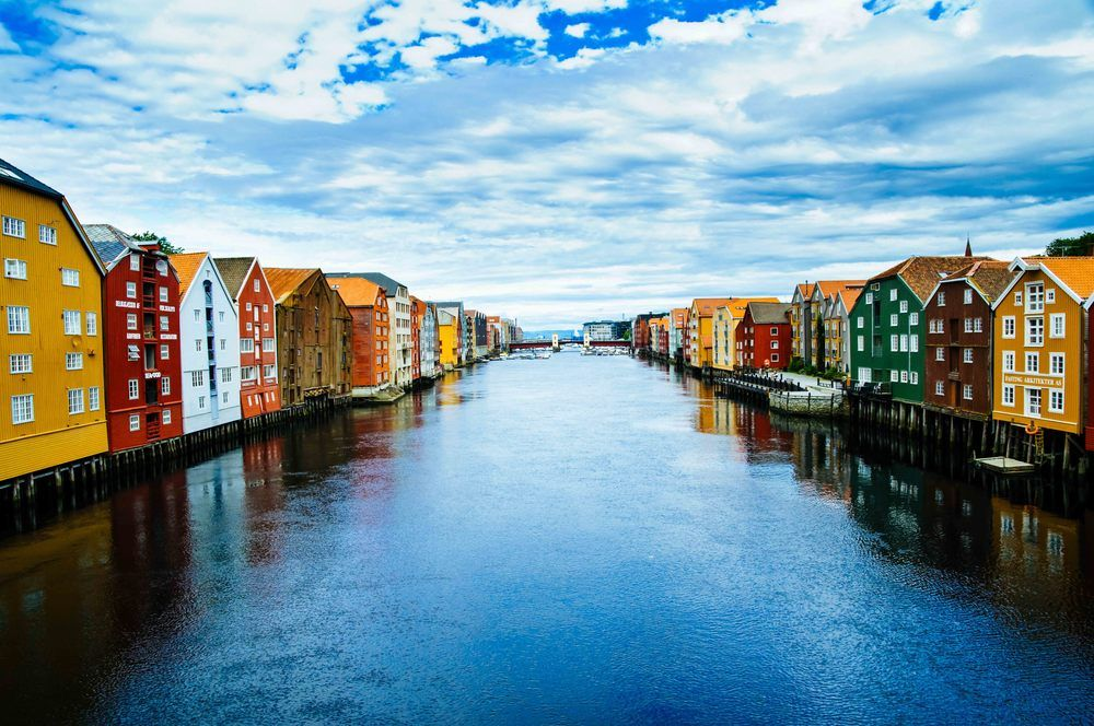 Trondheim City Guide Norway