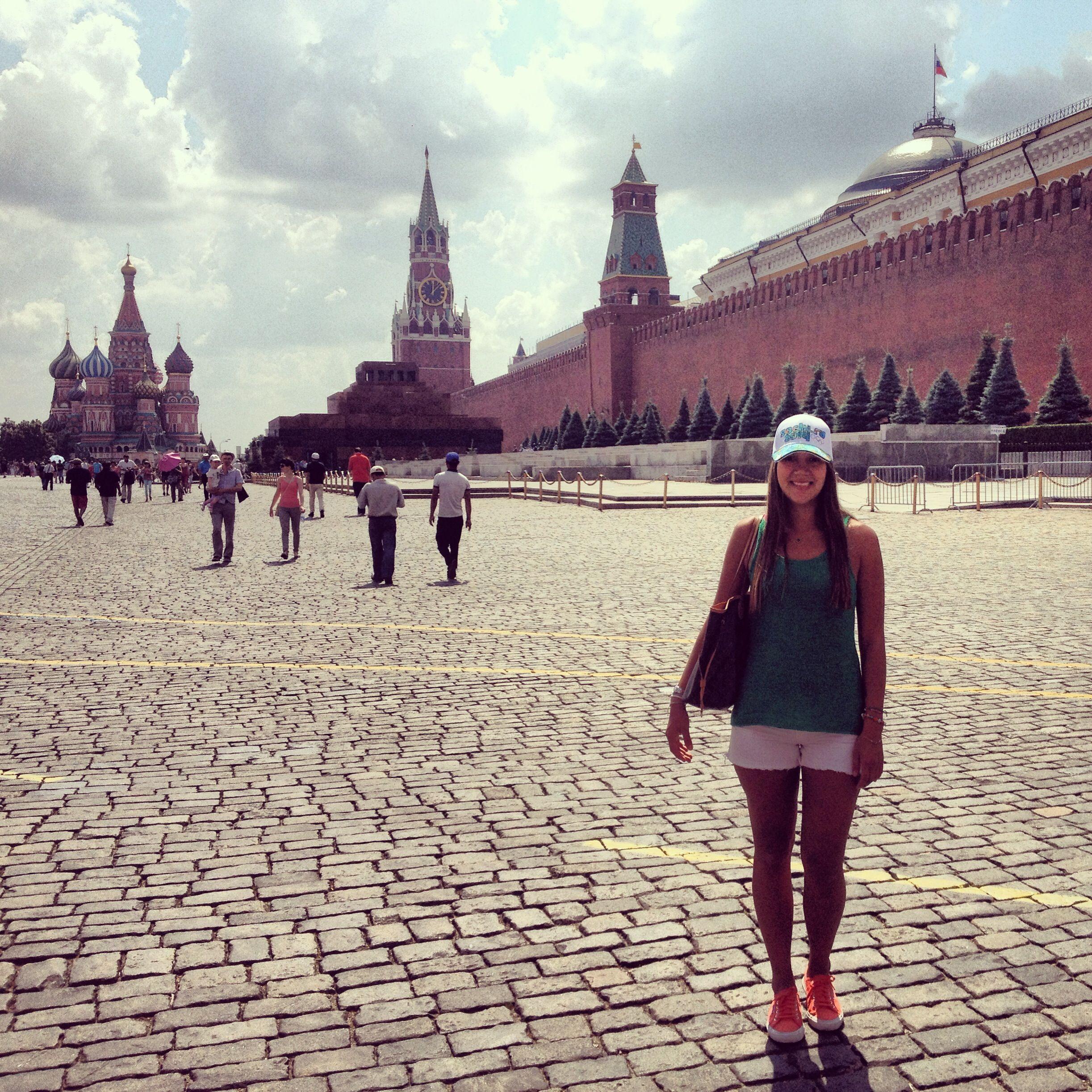 Plaza Roja, Moscú-Rusia