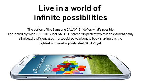 Samsung Quote Make Your Galaxy S4 Faster With This Simple Tweak  Tech Stuff
