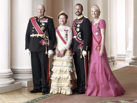 Iklan Keraton Royal Family Norwegian Royalty Royal