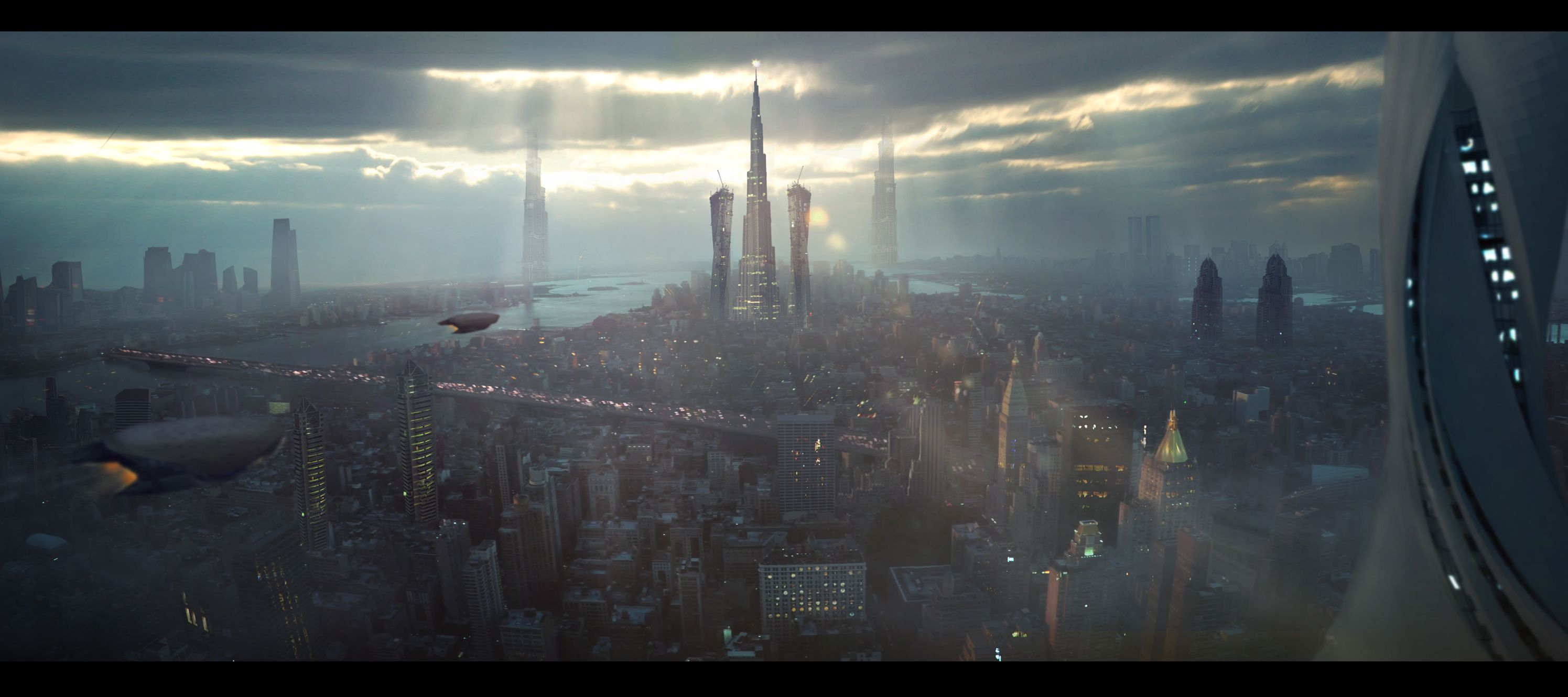 Pin on Digital Matte Painting