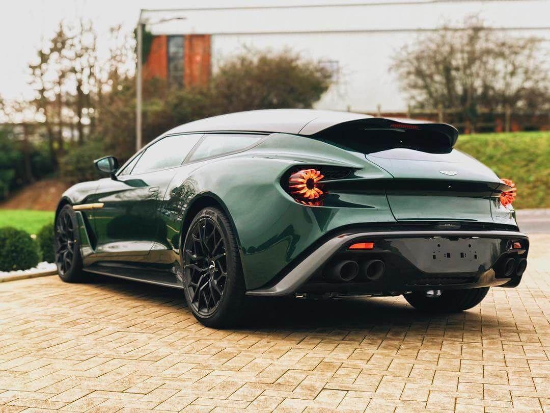 Aston Martin Vanquish Zagato Shooting Brake Aston Martin Vanquish Aston Martin Aston Martin Cars