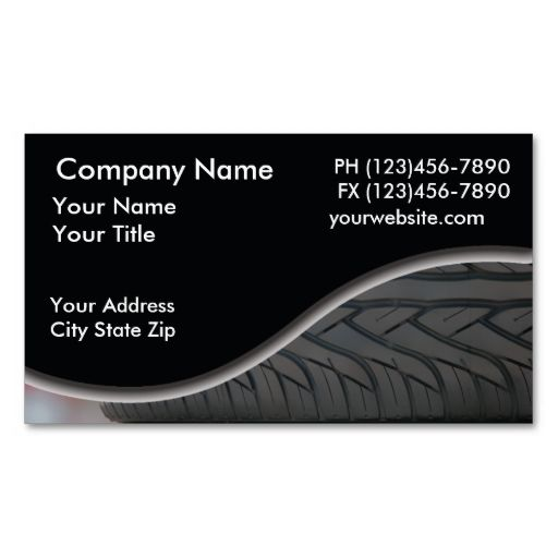 Automotive business cards automotive business cards make your own business card with this great design all you reheart Image collections
