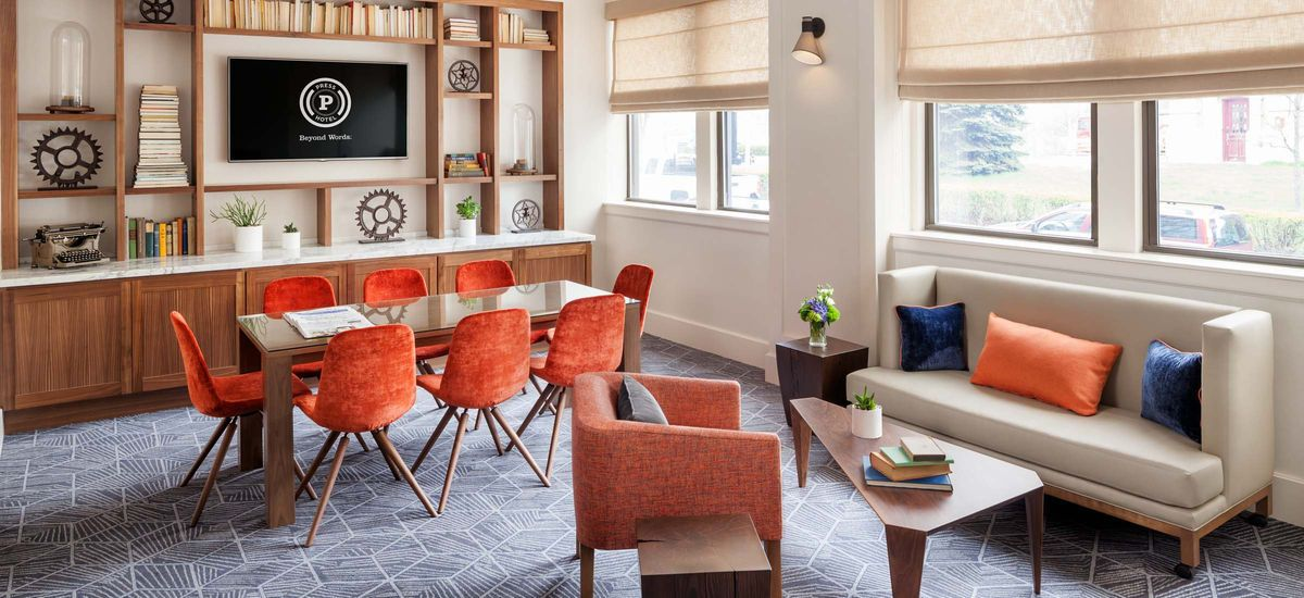 The Press Hotel in Portland, Maine (formerly the Portland Press ...