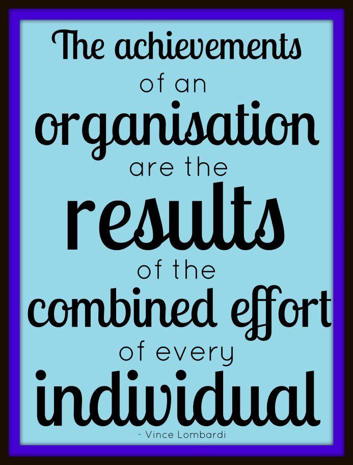 Team Motivation