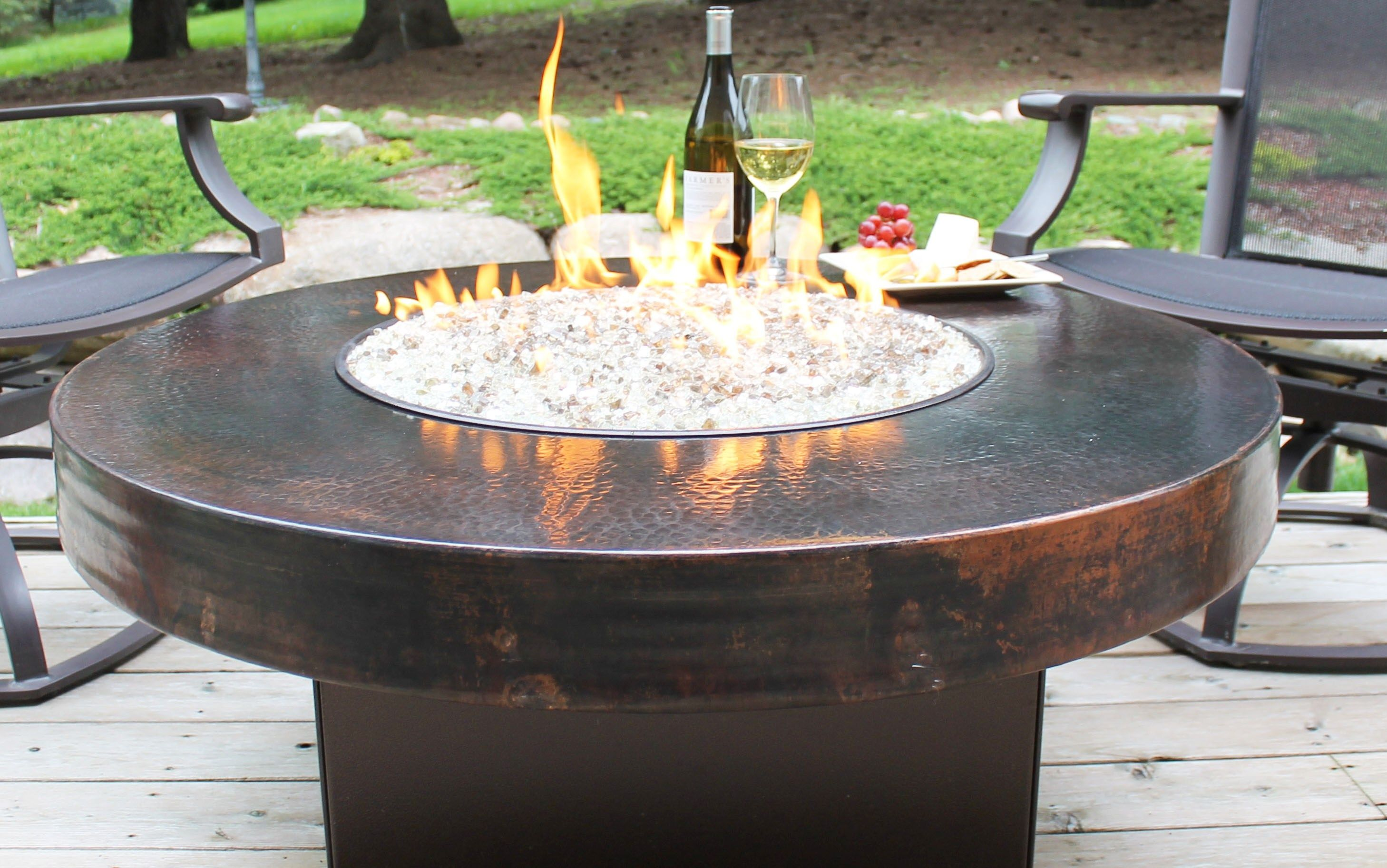 How To Make Tabletop Fire Pit Kit Diy For Outdoor Gas Fire Pit