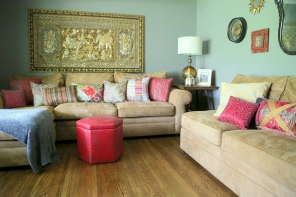 How To Break Up With Your Sectional Sofa The Decorologist Sectional Sofa Couches Living Room Sectional Sectional