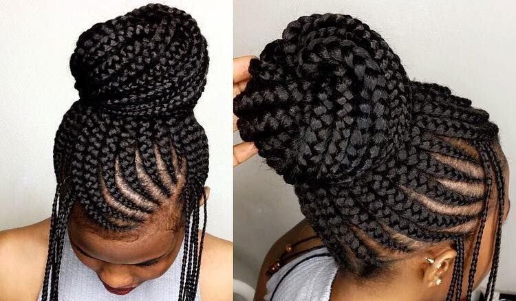 Mwongezo Styles In Kenya Abuja Hairstyles In Nairobi Ghanian Lines Abuja Lines Styles In Kenya Abuja Lines Styles 2020 And Kenyan Hair Styles Braids By Ev Hair Styles Braided Hairstyles