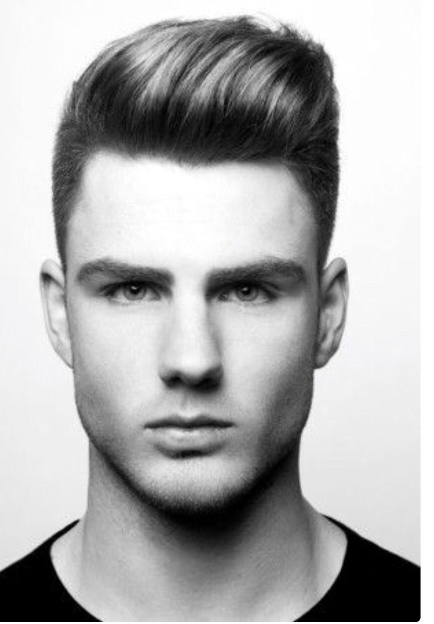 Best haircuts for men pin by kristen wonderlin on clipper over comb  pinterest