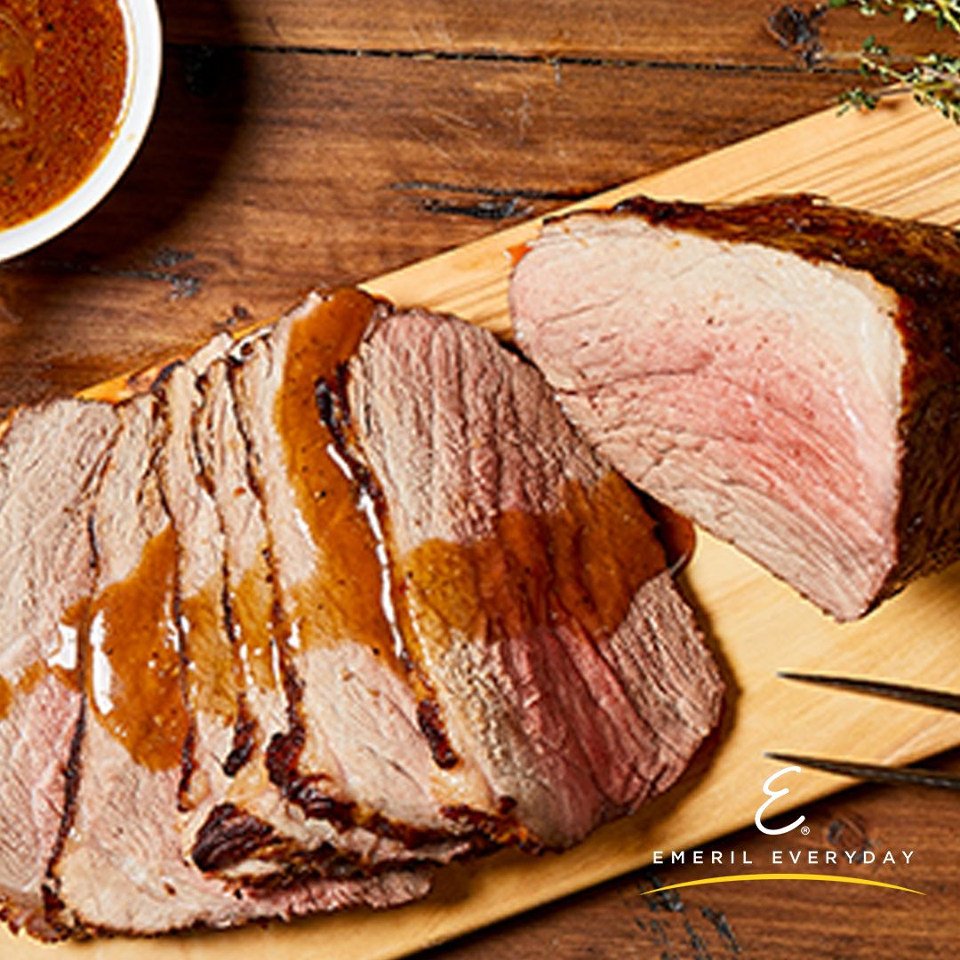 Pin By C White On Air Fryer In 2020 Roast Beef Recipes Emeril Lagasse Recipes Roast Recipes