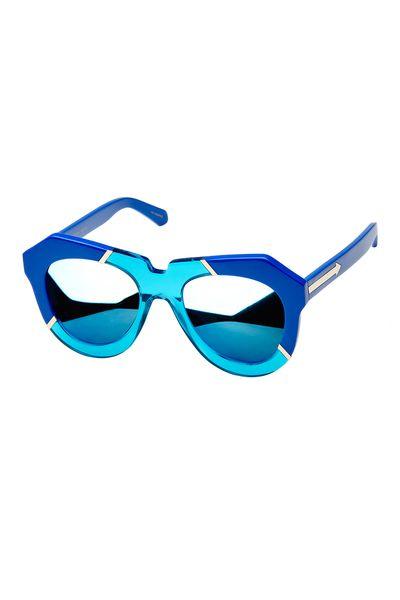 57b7c52f7cf83 One Splash Sea Blue Sunglasses - Karen Walker
