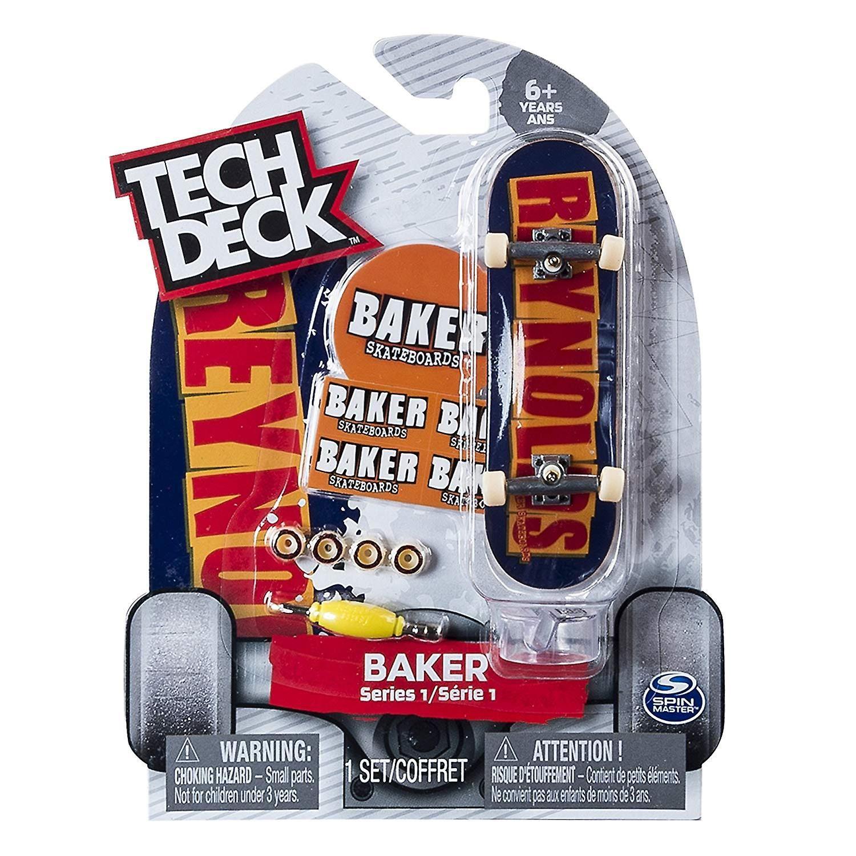 Tech Deck Finger Skateboard TechDeckFingerSkateboard