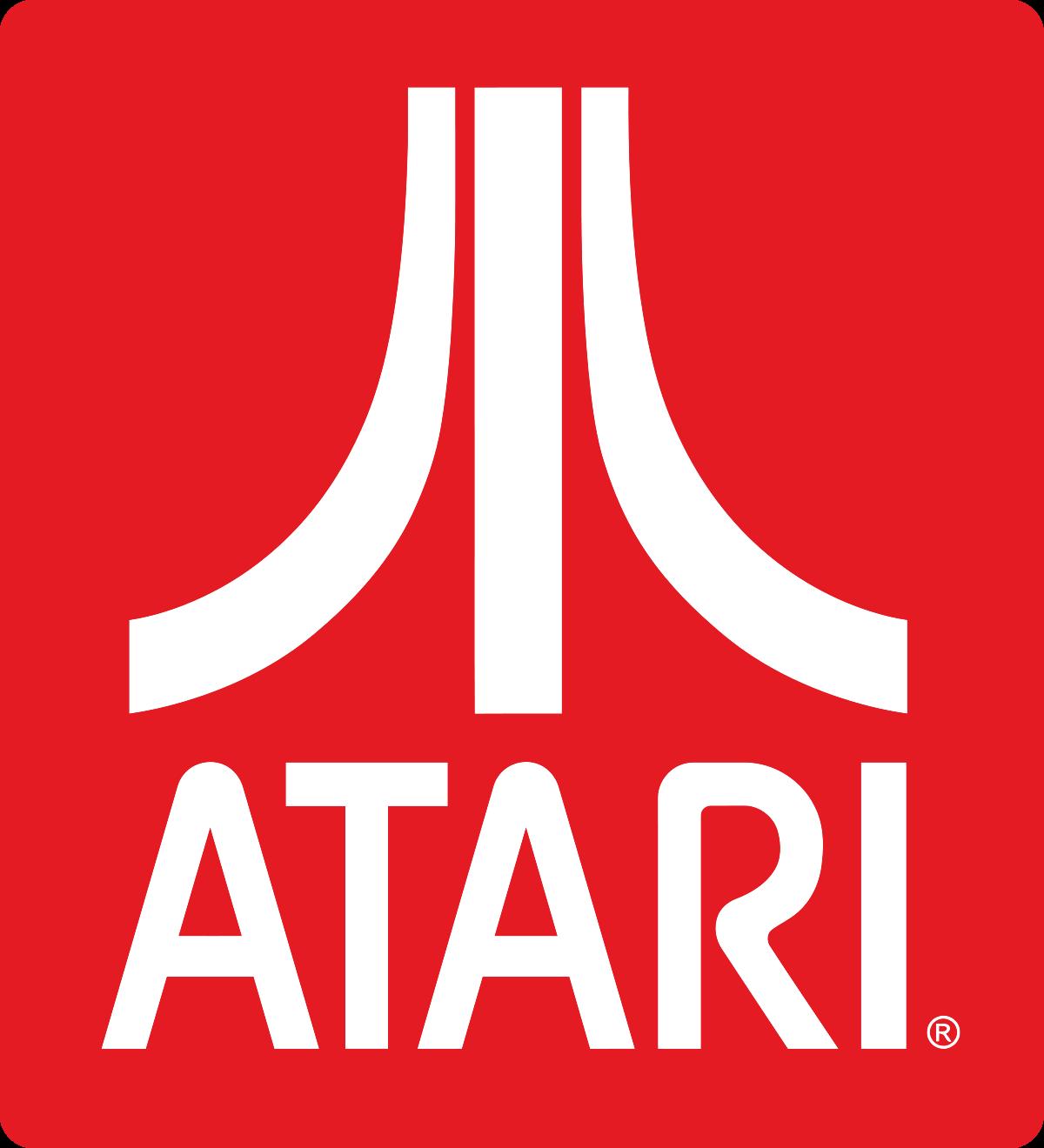 Atari - Wikipedia | Very Vintage | Game logo, Vintage video games