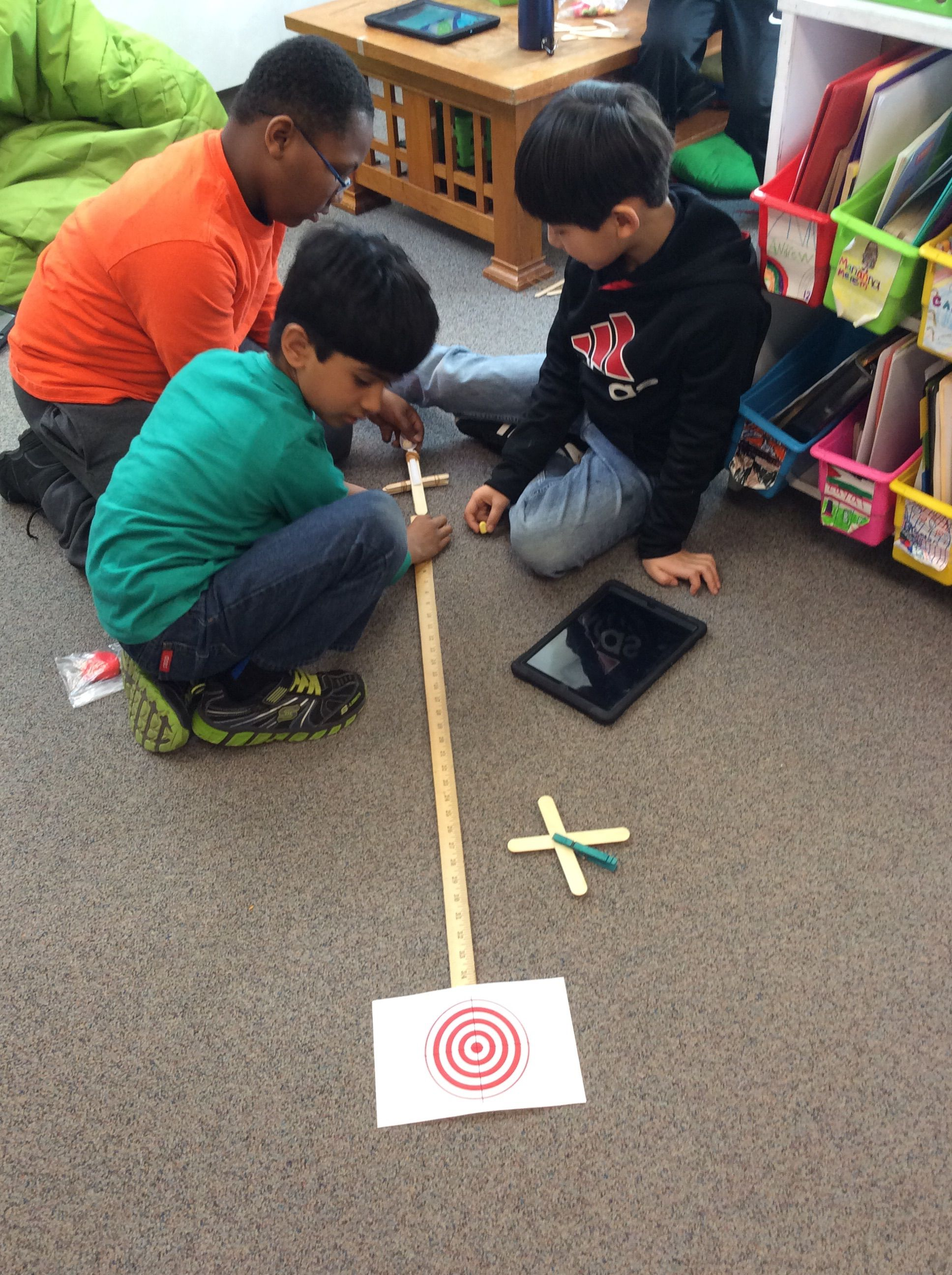 Stem Challenge Explore Force And Motion With Catapults