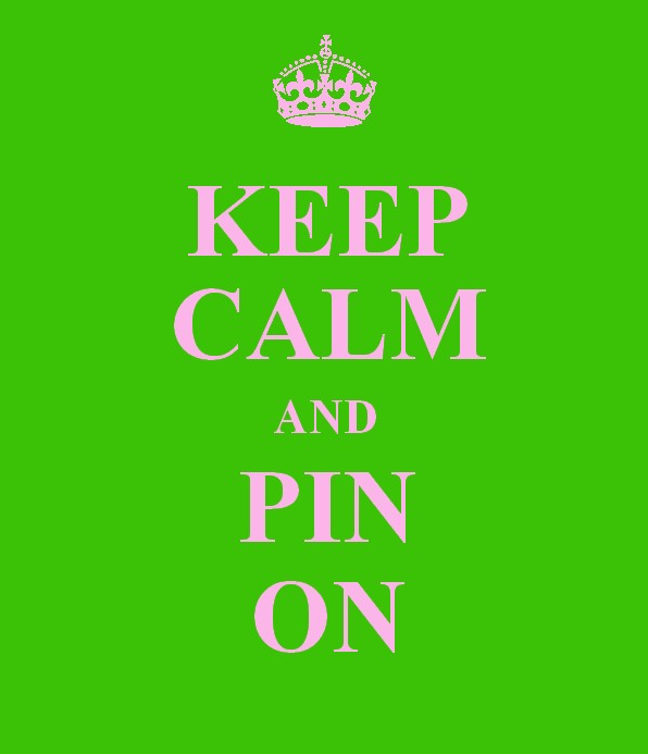Keep Clam & Pin On @pinterest #pinterest