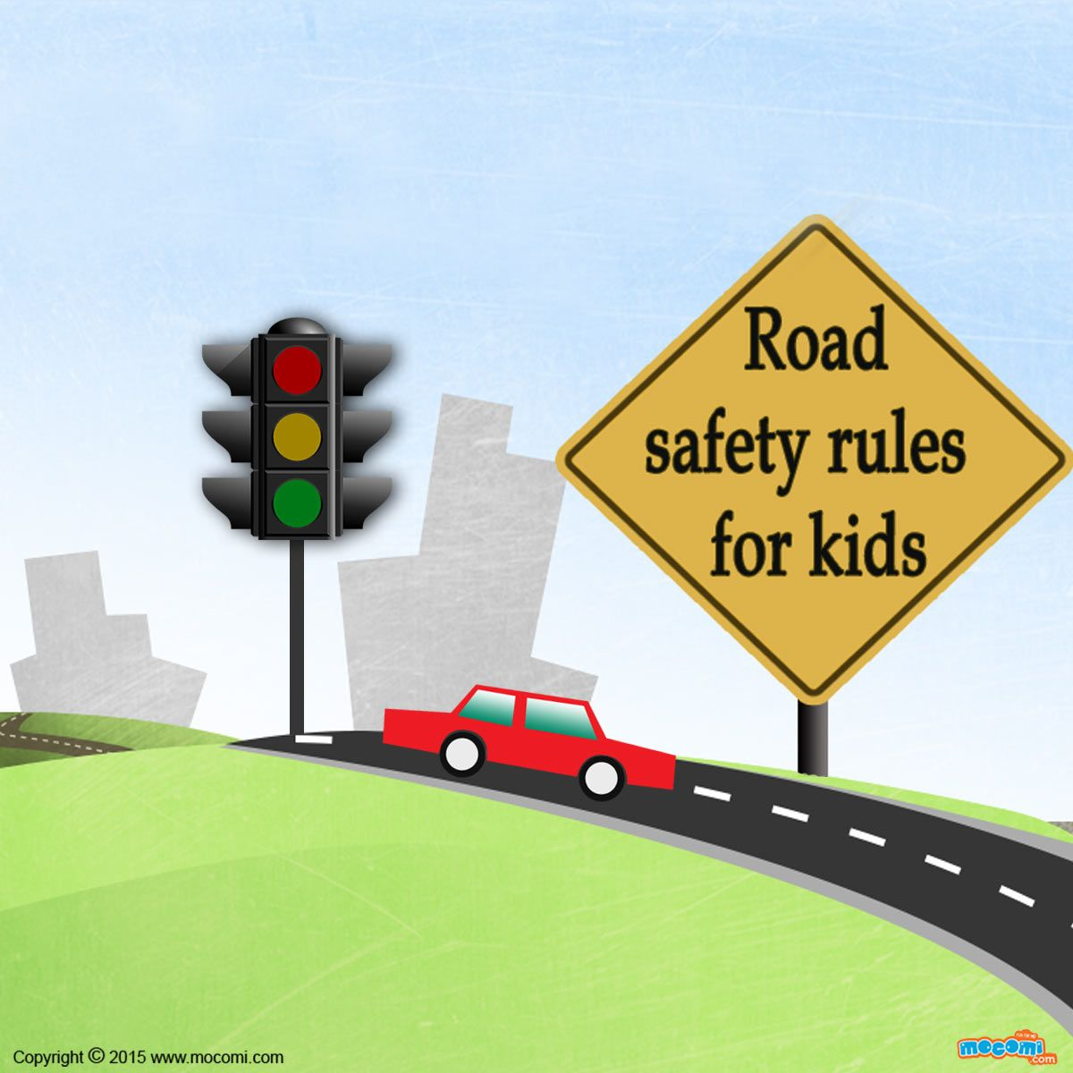 Road Safety Rules Regulations And Signs