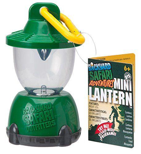 Backyard Safari Mini Lantern | Mini lanterns, Backyard ...