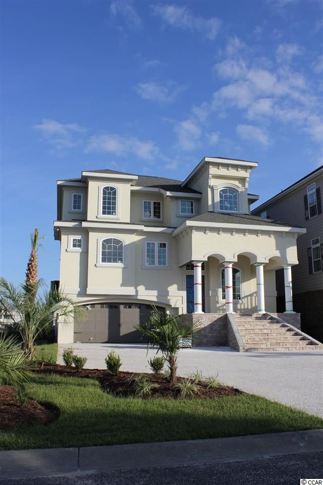 Intracoastal Waterway View Homes For Sale Myrtle Beach With