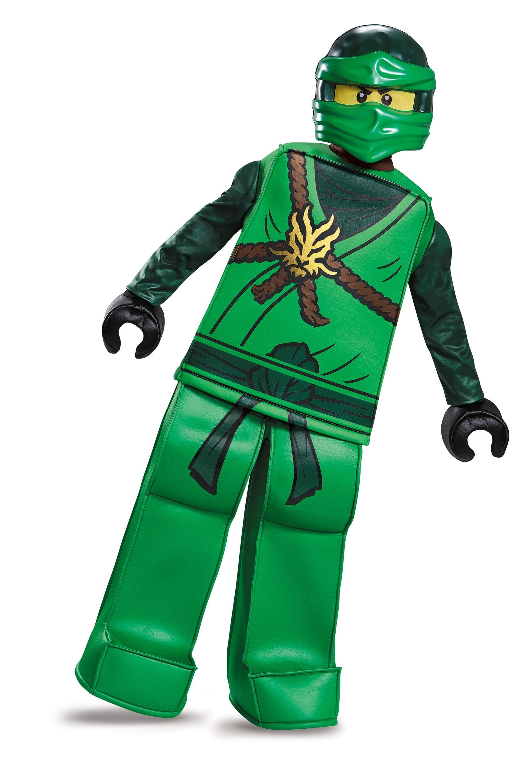 Have your childs lego ninjago halloween costume ready