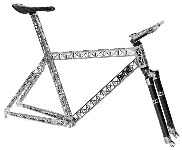 i have long wanted to build a titanium bicycle frame but