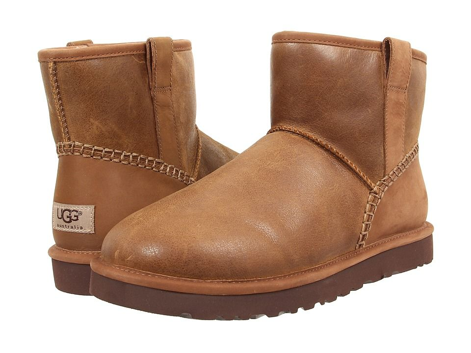 UGG. Ugg Classic MiniUgg ShoesLeather Men