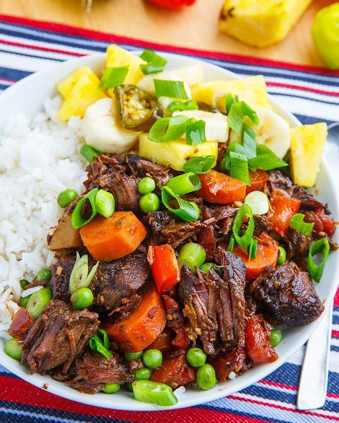 jamaican beef stew with images  jamaican beef stew