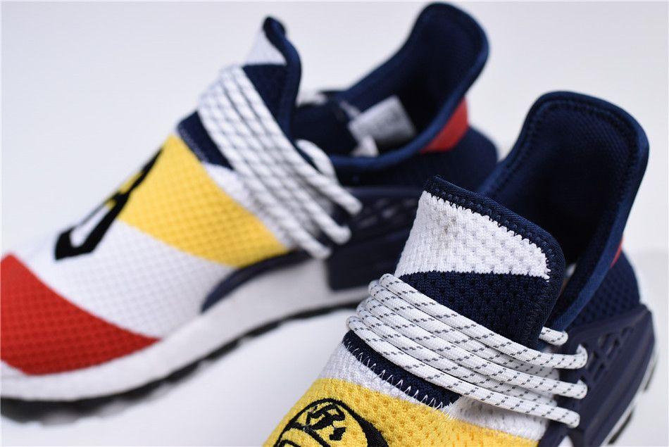 be201e11156e1 BBC x Pharrell x adidas NMD Human Race Trail Heart Mind Free Shipping-5