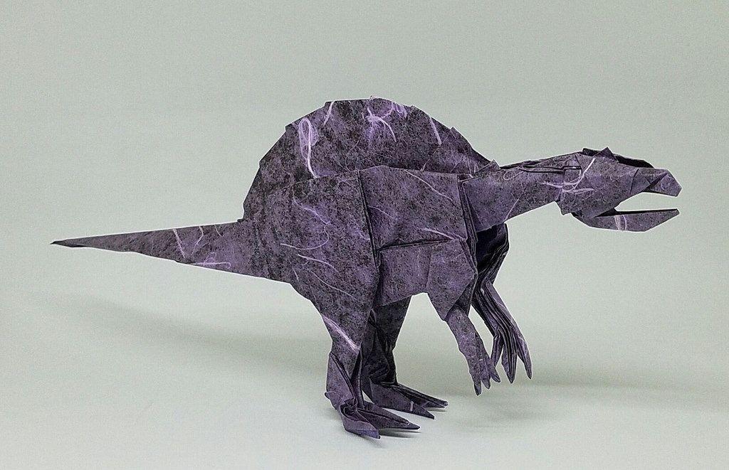 Photo of Spinosaurus designed by Satoshi Kamiya by M@ttyGroves