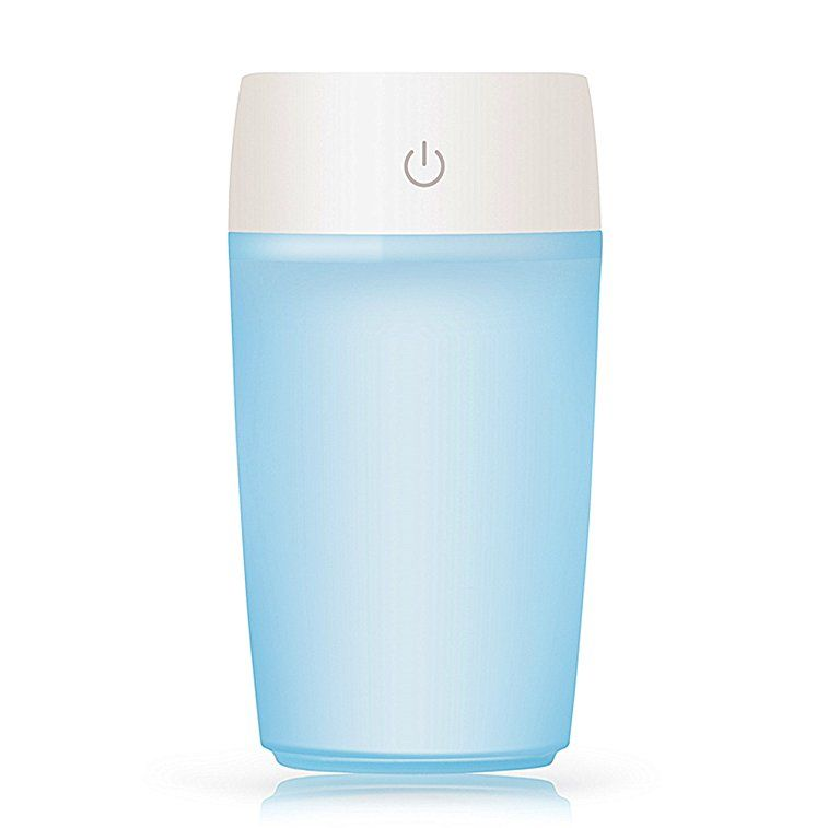 Ultrasonic Cool Mist Humidifier, Besource 300ml USB