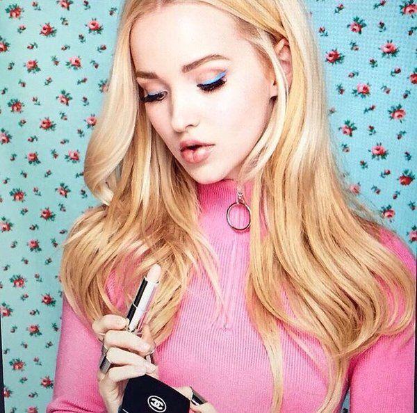 Rt Your Art On Chloe Pinterest Famosos Dove Cameron Y Artistas - Muchachas-guapas