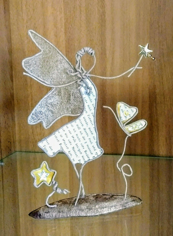 Zauberhafte Papierwerkstatt Diy Basteln Weihnachten 14