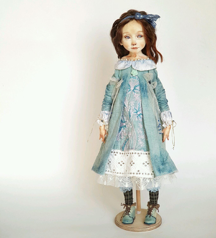 Купить Александра. кукла интерьерная коллекционная авторская ручной работы - кукла, куклы